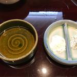 海老一統 - 天つゆと塩2種