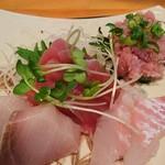 旬魚や 魚いち - 刺身