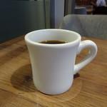 ドロップコーヒー - モーニングコーヒー220円