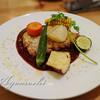 キッチンヨンロクナナ - 料理写真:豚ロース肉のパン粉焼き [467ランチ]