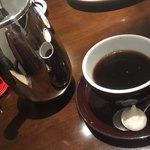 74806131 - フレンチプレスコーヒー