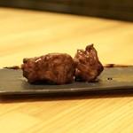 大衆酒場BEETLE - ☆ハラミ串 タレ 290円