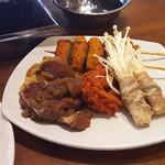 74813396 - 1710_SSIKKEK Korean BBQ -食客- kelapa gading_好きな肉を選んで好きなだけ焼く!
