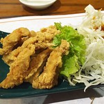 Honoka - 1710_Honoka-穂の香-_TORI NANKOTSU KARAAGE@30,000Rp(ヤゲン軟骨から揚げ)