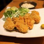 こけら - 牡蠣フライ