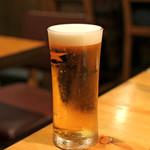 こけら - 生ビール