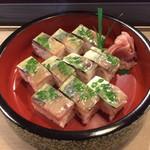 74814755 - 鯖寿司ハーフ