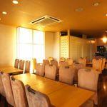 カフェ レガロ - 向かいのレガロホテル1階も少人数から貸切可能です。