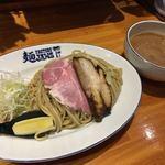 JAWS - 料理写真:極どろつけ麺ヽ(・.∀・)¥850円