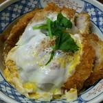 とんかつ屋 勝兵衛 - 料理写真:ヒレかつ丼