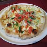 ベルドゥーラ - シェフの気まぐれピザ(日替わり)