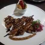 74818769 - メイン肉 鶏のバルサミコ