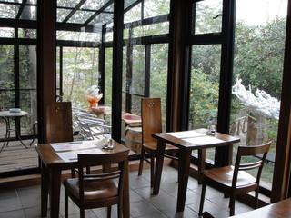 蕎麦茶寮 恩寵 - ほんと喫茶店みたい。