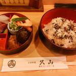 久山 - 料理写真:久山弁当