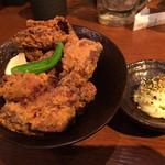 神鶏 - 唐揚げ