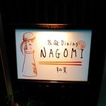 中村麺三郎商店 - NAGOMIと言い、午後3時までの昼だけ営業。吉田のうどん、餃子、竜田揚げがあるみたい。