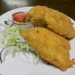 大善食堂 - 料理写真:魚フライ