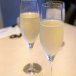 コージ・コルディアーレ - スパークリングワイン