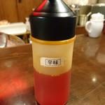 マハナ - 辛味のボトル