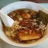 Ramenyanisshoutei - 料理写真:半らーめん680円