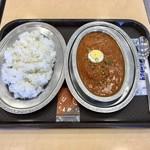 ボンベイカレーキッチン - チキンカレー激辛600円、ライス200円です。