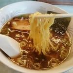 拉麺屋 日昇亭 - ピラピラもちもち麺