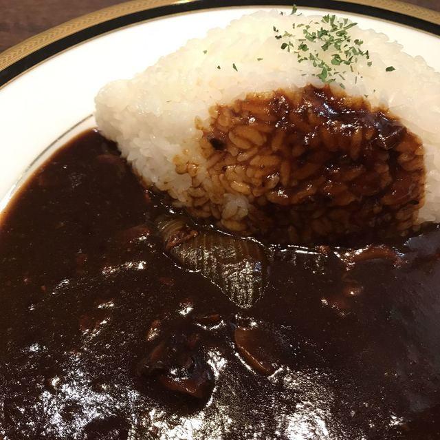 M&C Cafe 川崎店 - ポーク早矢仕ライス。 美味し。