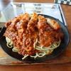レストラン むーんらいと - 料理写真:カツスパ