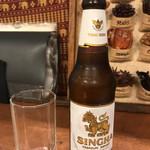 TAI THAI - シンハービール