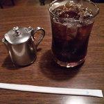 珈琲店バロック - アイスコーヒー