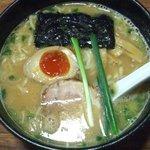 らーめん三歩 - 魚濃出汁(醤油)