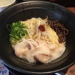 麺屋 青空  - 博多まぜそば(500円)