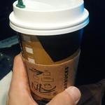 スターバックスコーヒー - ナッテイ アーモンドミルク ラテ