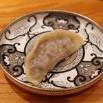 東京肉しゃぶ家 - 肉餃子