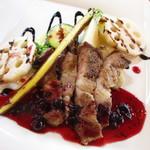 jicca - レンコン豚ステーキ