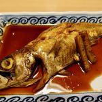 74831894 - 黒むつ煮魚 1680円