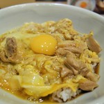 うちのたまご - 料理写真:親子丼(680円)