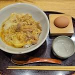 うちのたまご - 親子丼(680円)