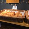 コペのふわふわパン - 料理写真:周りサクサクで中はフワッとバターの香りがするクロワッサン!
