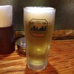 74834707 - 生ビール