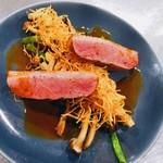 Patiste - 鴨肉のロースト