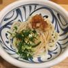 うどん 有田 - 料理写真:「おろし醤油」380円