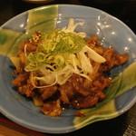 Mekikinoginji - 牛肉