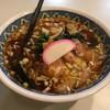 鳳翔 - 料理写真:太麺ラーメン