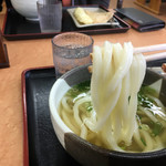 桃山亭 - 綺麗な麺でござる