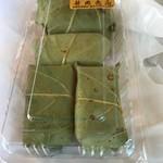 74837908 - 柿の葉寿司@600円