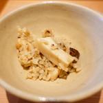 くろぎ - 松茸ご飯