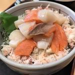 いくら亭 - 函館漁火丼-イクラ