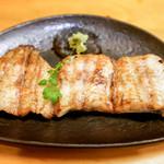 鰻はし本 - 一口白焼