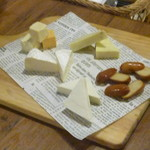 HALE LOUNGE ohana - チーズ盛り2017.10月